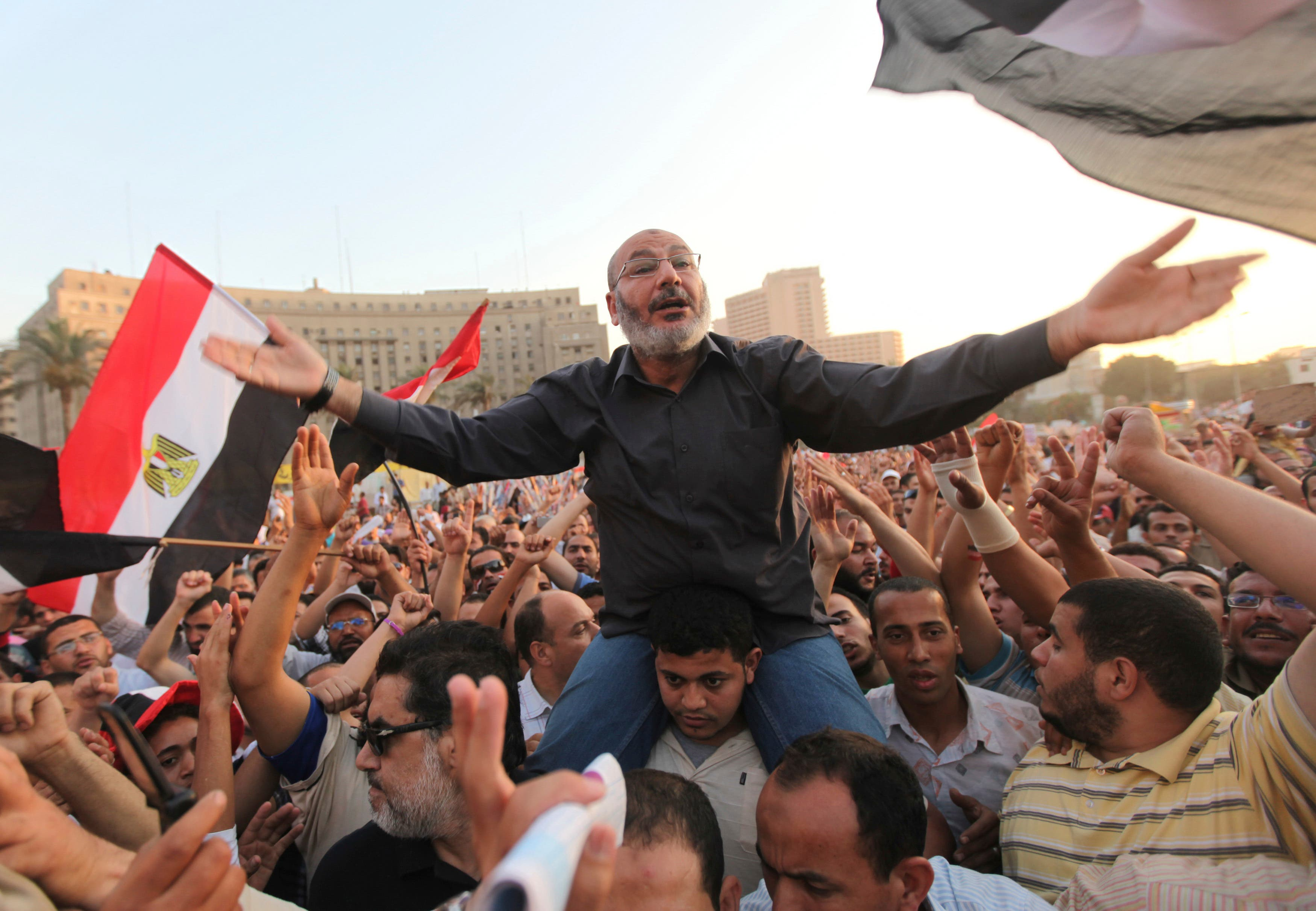 6. Egyptian cleric Safwat Hegazy (Reuters)