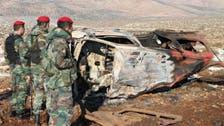مشرقی لبنان میں حزب اللہ کے ٹھکانے کے قریب دھماکا