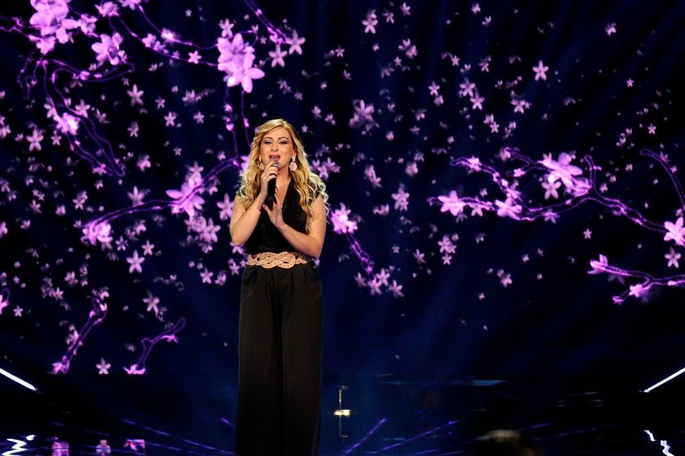 9. Syrian Arab Idol star Farah youssef  (courtesy: naklan3an.com)