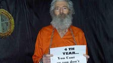 Report: witness saw Iranians arrest missing Levinson