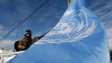 U.N. urges calm on Israel-Lebanon border