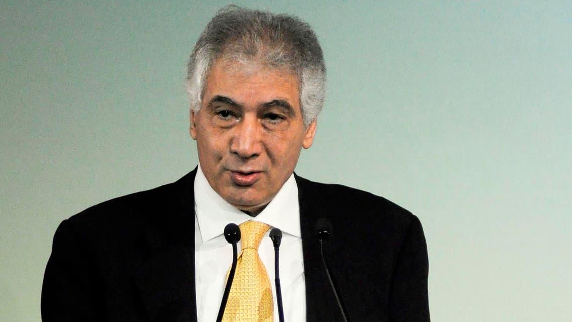 Egypt finance minister galal