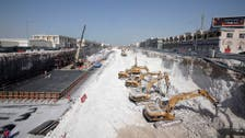 Qatar continues building boom with huge bridges project