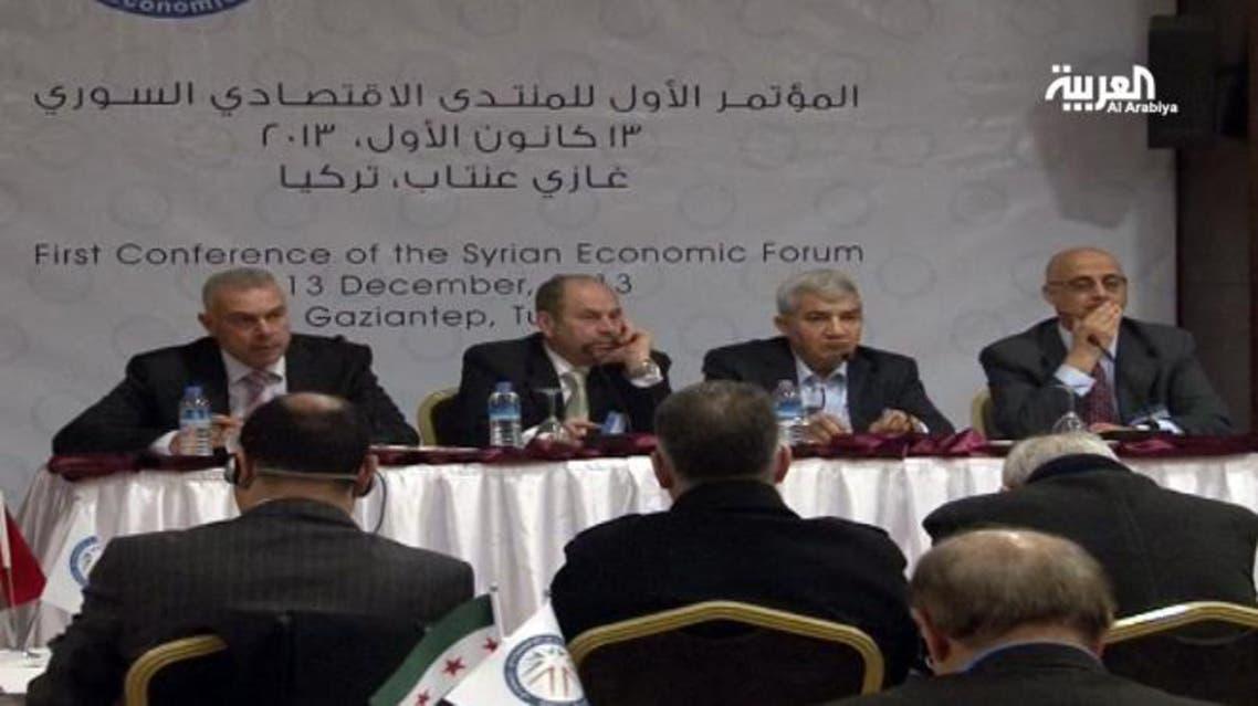 Syrian economic forum AA