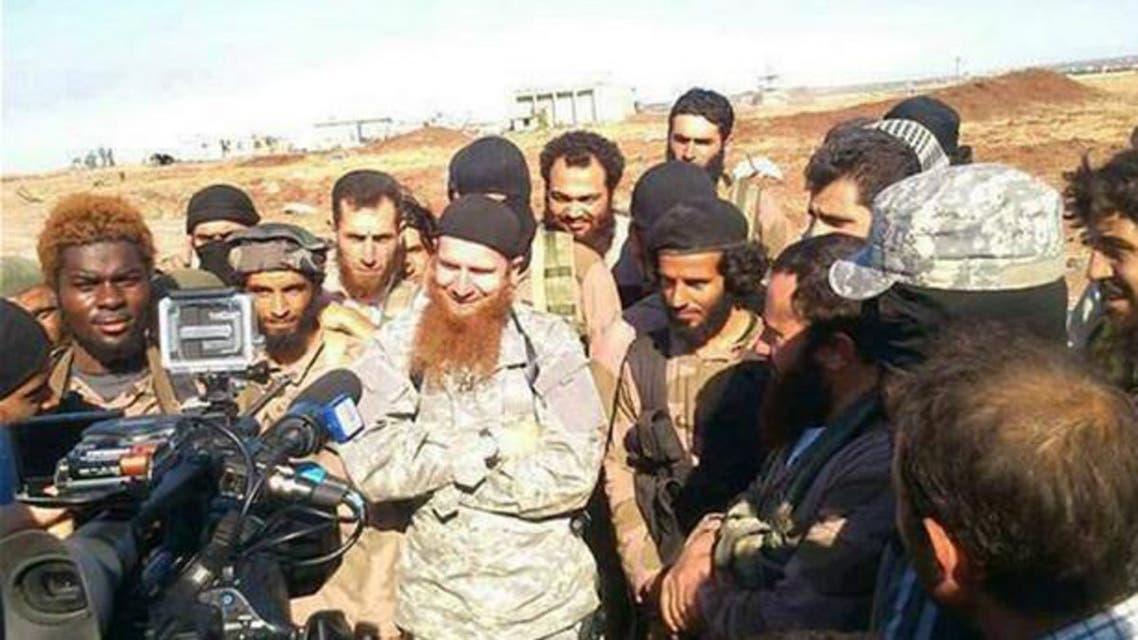 مقاتلون اجانب في سوريا