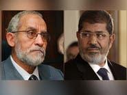 النقض تؤجل حسم إعدام مرسي والقرضاوي في قضية السجون