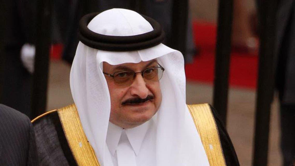 Prince Mohammed bin Nawaf bin Abdulaziz warns of Saudia Arabia's concerns over Iran's nuclear programme. (File photo: Reuters)