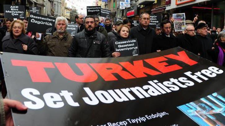 تركيا وأحداث سوريا حوّلا 2013 إلى عام قاس على الصحفيين