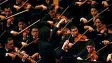 Israeli man storms meeting on 'Hitler's favorite composer'