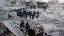 براميل النظام السوري المتفجرة تقتل 100 في حلب وحدها