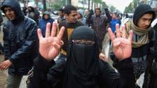 Egypt's Muslim Sisterhood takes lead in protests
