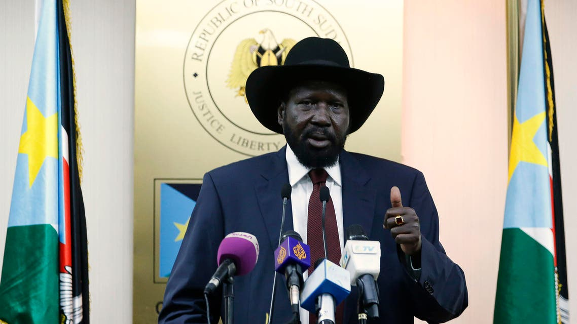 South Sudan president