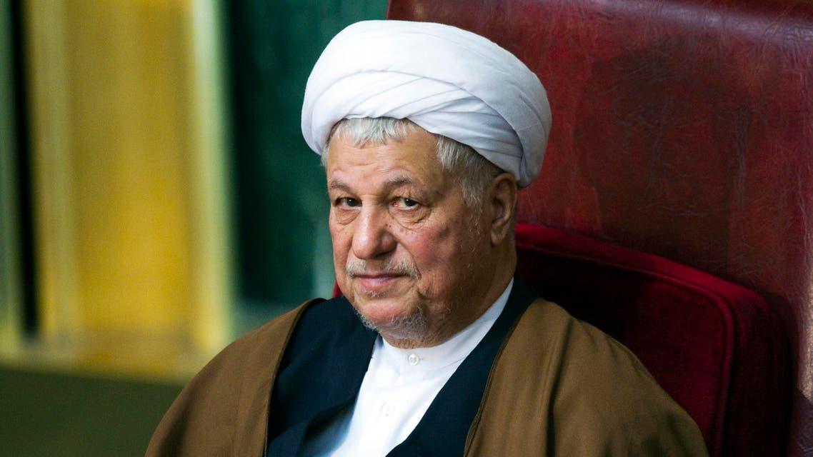 Rafsanjani reuters