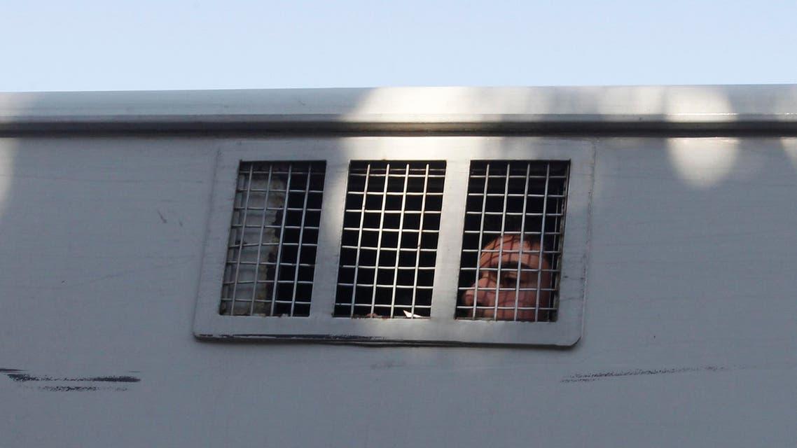 A man arrested after protesting against Syrian President Bashar al-Assad's regime, pictured on July 11, 2012. (File photo: Reuters)
