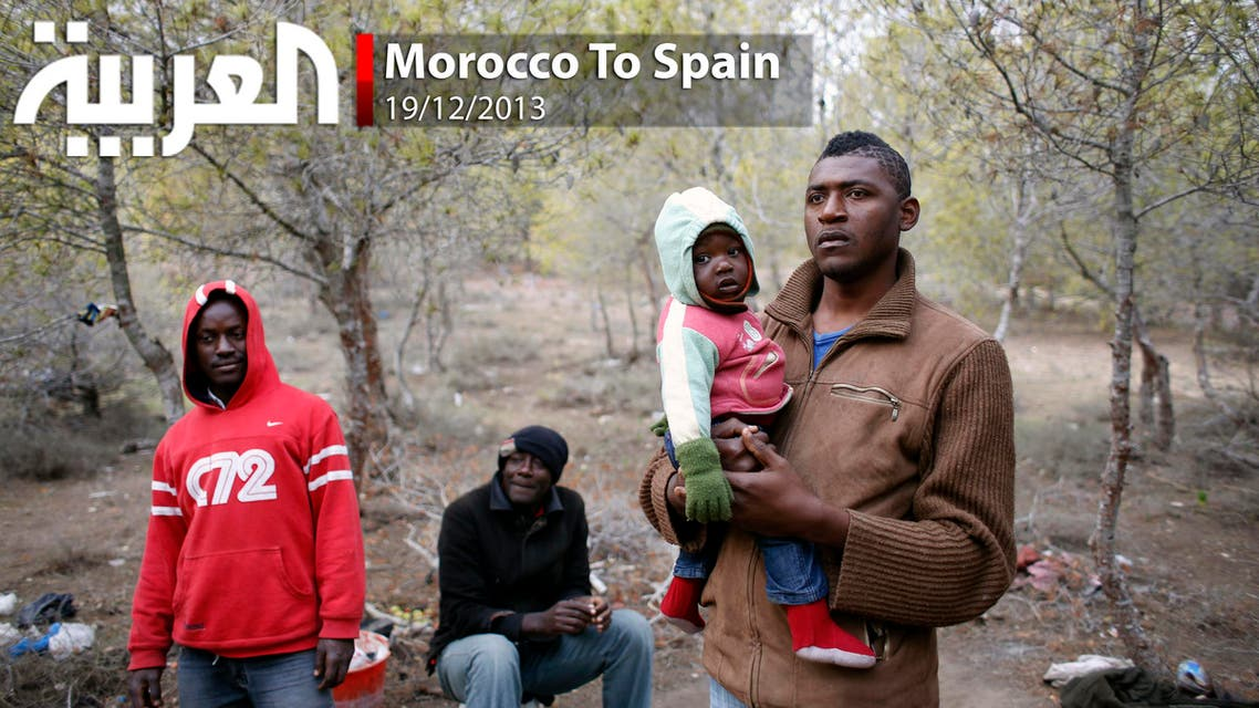 Morocco to Spain