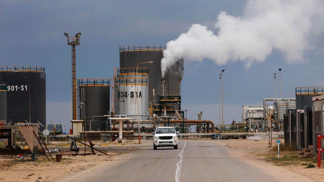 zawiya oil libya