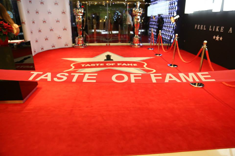 Taste of Fame Dubai. (Photo courtesy: Facebook)