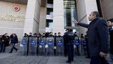 Scandal-hit Turkey PM presses police purge