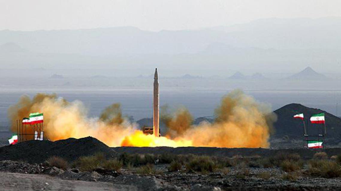 صاروخ في إيران
