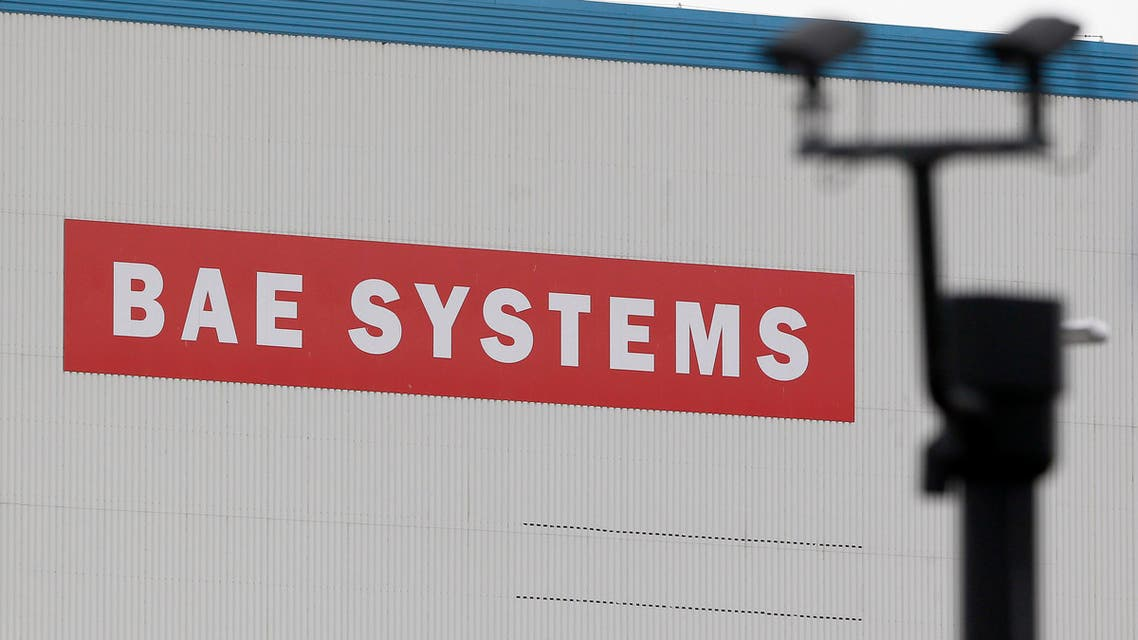 BAE systems reuters