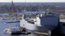 U.S. ship on Syria chemical weapons mission