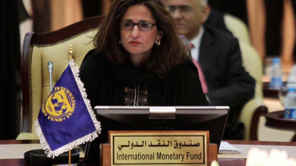 IMF deputy reuters