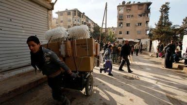 هيومن رايتس: قوات الأسد تتعمد قتل المدنيين في حلب