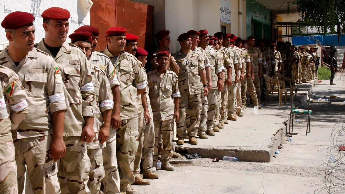 reuters iraq anbar
