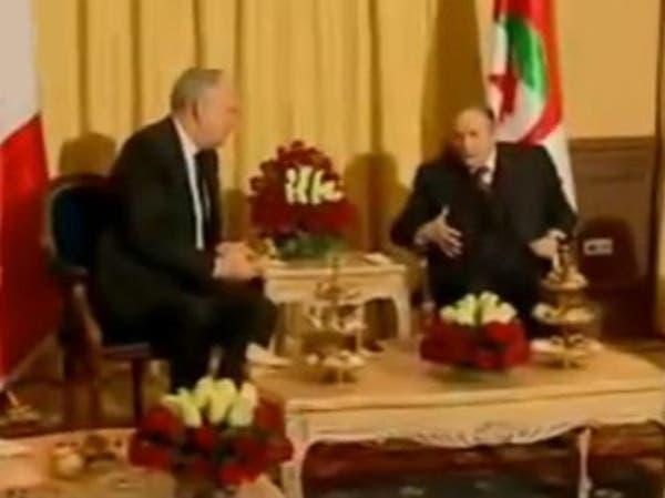 قناة فرنسية تكشف تلاعب تلفزيون الجزائر بصور بوتفليقة