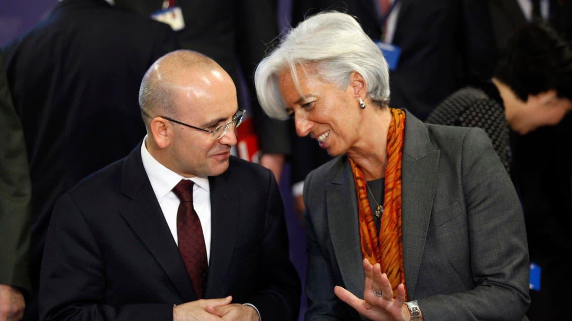 IMF turkey reuters