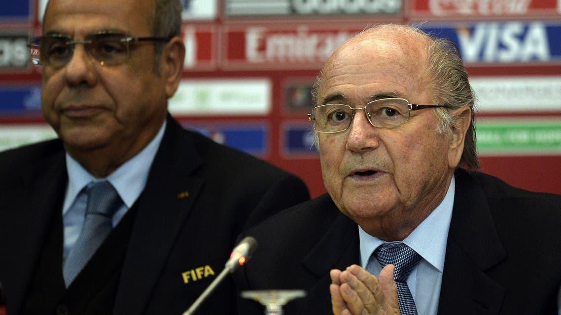 Blatter - AFP