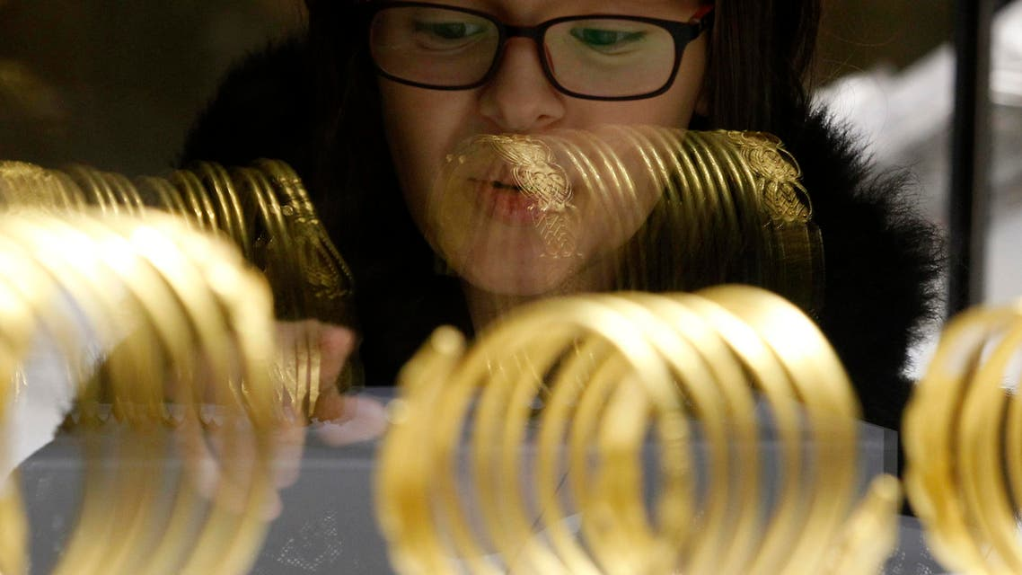 gold reuters