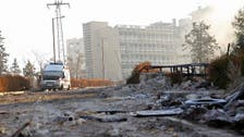 ICRC: half a million wounded in Syria's war