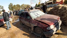 At least 13 killed in Benghazi bombing