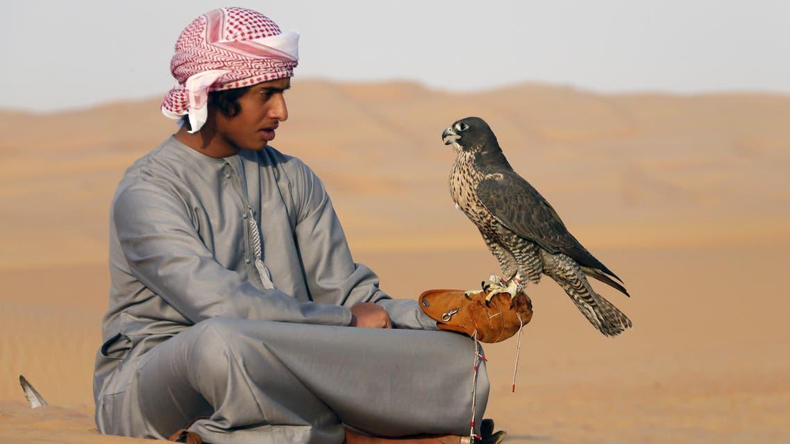 Abu Dhabi Falconry Show