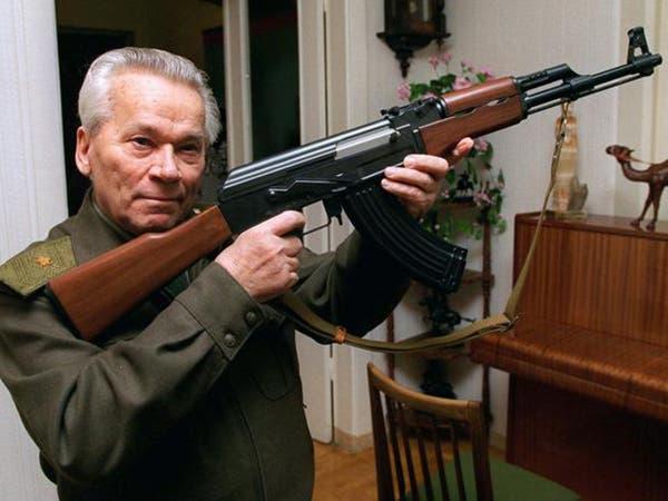 """وفاة مخترع """"الكلاشينكوف"""" أكثر الأسلحة فتكاً بالبشر"""