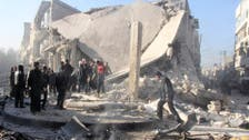 U.N. stresses Iran's role in Syria talks