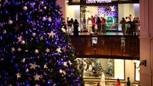 Festive Brits celebrate Christmas in Dubai amid warnings