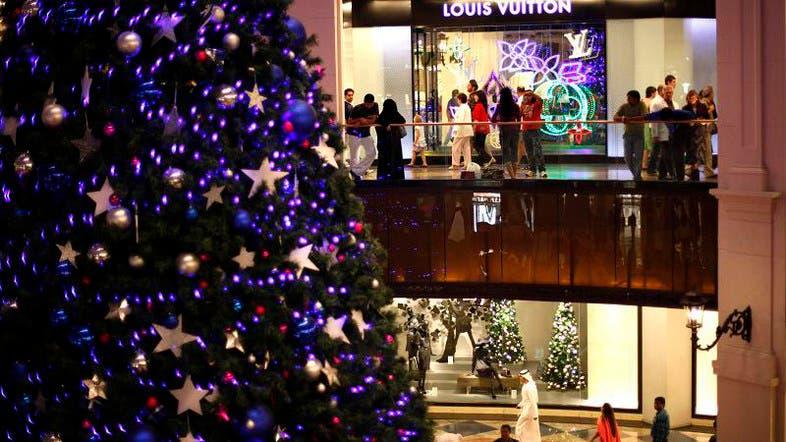 festive brits celebrate christmas in dubai amid warnings - Celebration Christmas Lights