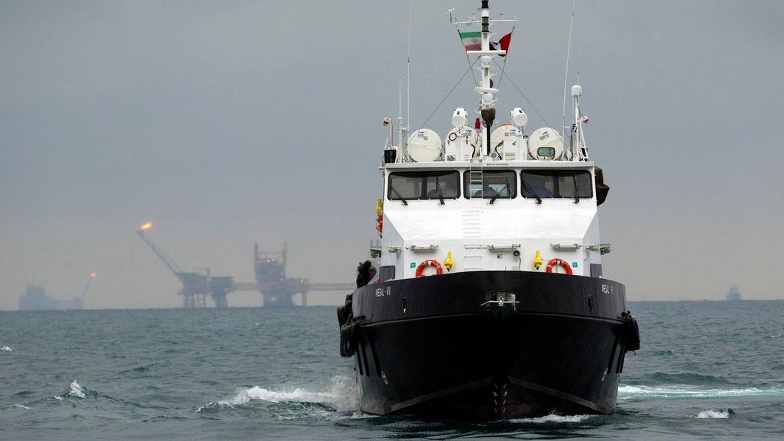 iran gas reuters