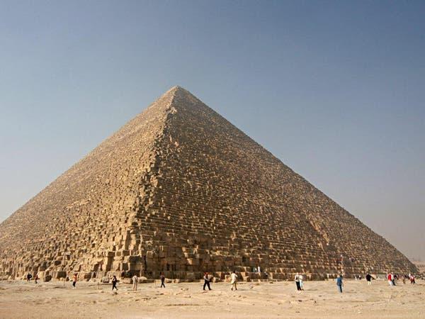 """""""الآثار المصرية"""" تلاحق ألمانيين سرقا عينات من الأهرامات"""