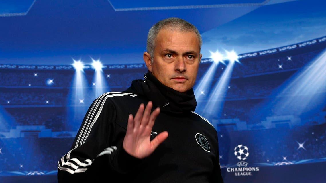 Mourinho reuters