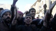 Syrian opposition 'won't attend talks' unless Aleppo bombing ends