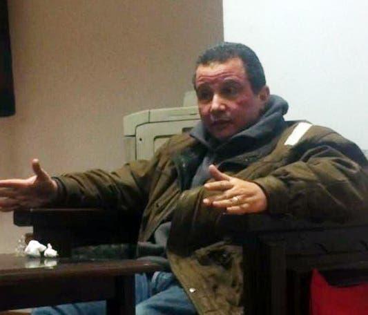 رئيس وزراء مصر السابق هشام قنديل بعد القبض عليه