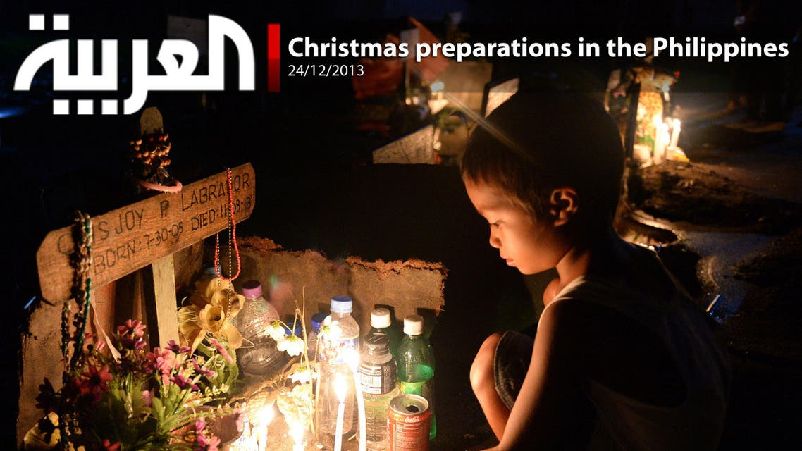 Christmas preparations in the Philippines