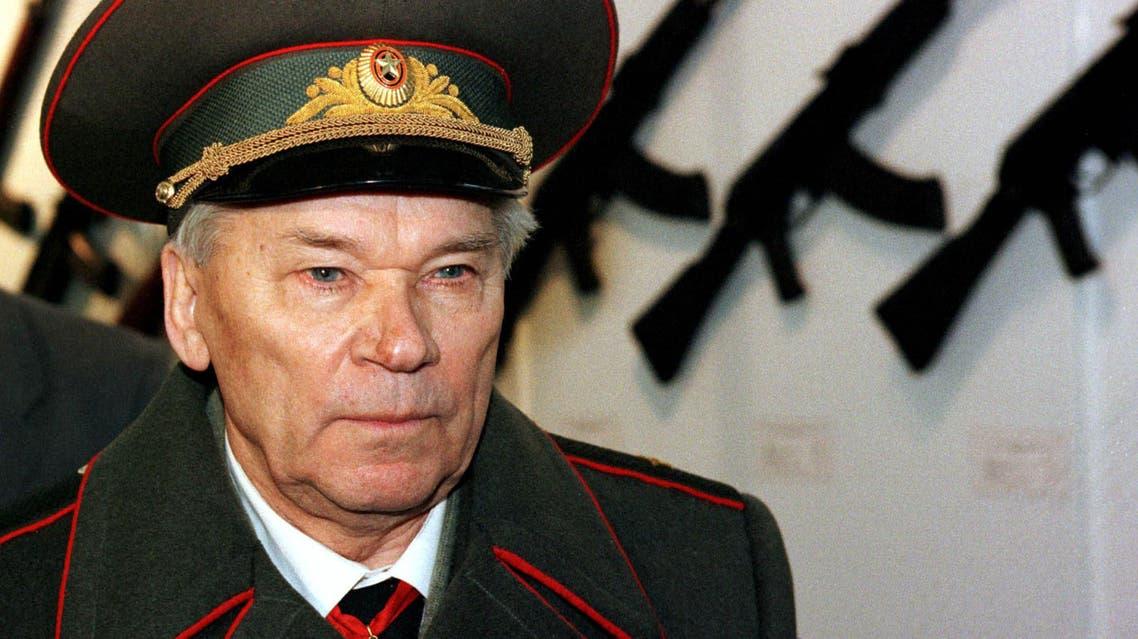 Mikhail Kalashnikov reuters