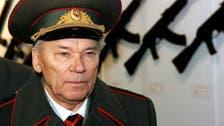 Profile: Mikhail Kalashnikov, the man behind the AK-47