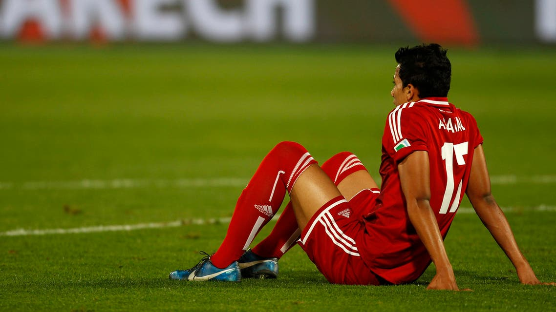 ahly reuters