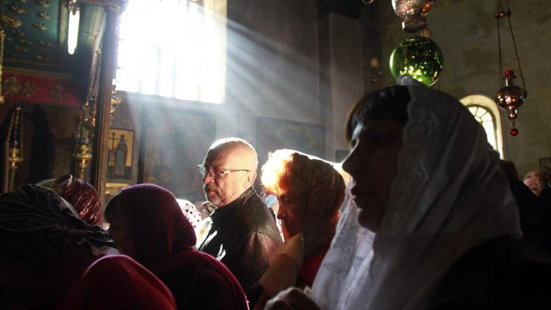 Biblical Bethlehem readies for Christmas