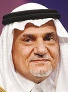 <p>شاهزاده ترکی الفیصل، رئیس مرکز مطالعات و تحقیقات فیصل که پیش تر ریاست سازمان اطلاعات پادشاهی سعودی&nbsp;را بر عهده داشته و از سال های 1977 تا 2001، سفیر کشورش در بریتانیا و آمریکا بوده است&nbsp;.&nbsp;</p>